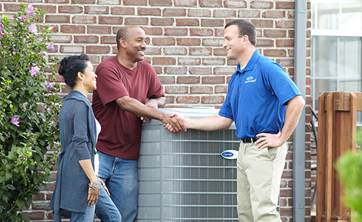 emergency air conditioner service for homeowner