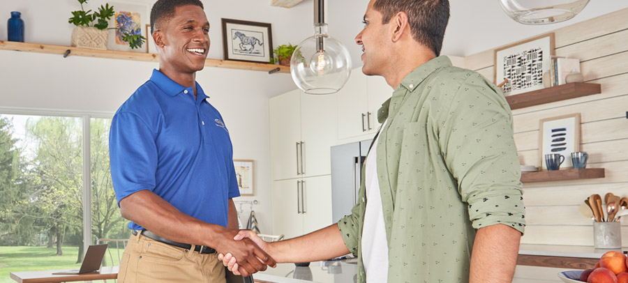 schedule boiler maintenance with the experts at RJ Heating